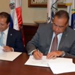 UNIBE y Fedomu se comprometen a fortalecer docencia, investigación y gestión municipal
