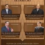 UNAPEC presentará conferencias con presidentes de altas cortes y de la JCE