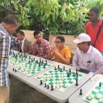 La UNEV realiza torneo ajedrez simultáneo