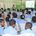OTTT orienta a los estudiantes sobre educación vial