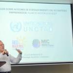 El MIC y la UNCTAD realizan taller para fortalecer apoyo al emprendimiento