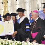 La UASD-San Juan de la Maguana gradúa 144 nuevos profesionales