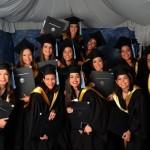 295 nuevos profesionales se gradúan en la PUCMM