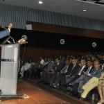 Rector del ITLA motiva universitarios sobre emprendimiento digital