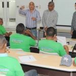 Entrenadores deportivos universitarios se capacitan en APEC