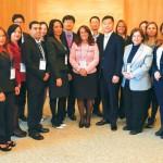 Funcionarios de la Procuraduría participan en curso de formación en Corea