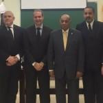 Juez Samuel Arias Arzeno es el nuevo director de Derecho de la PUCMM