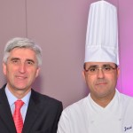 José Soto, un chef formado en París y España ahora en El Embajador