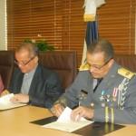 La PUCMM apoyará la formación de agentes de la Policía
