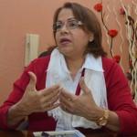 Emma Polanco: la UASD está obligada a fortalecer la investigación