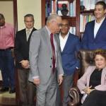 La educación superior tiene una nueva ministra; Alejandrina Germán asume en el MESCyT