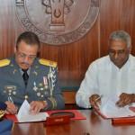 Oficiales de la PN tendrán facilidades para  estudiar en Intec