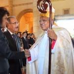 """""""Entronicemos"""" al arzobispo de Santo Domingo con correcta ortografía"""