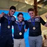 Celebran torneo eGaming FIFA17 en Ágora Mall