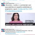 La Fundéu ilustra lección de ortografía con cuestionado spot de la Vicepresidenta