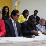 La Católica tuvo éxito con el diálogo entre Médicos y Gobierno