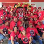 "Promoción ""Intensos del 95"" vuelve a liceo Villa Vásquez"