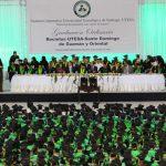 Utesa aumentó de 5 mil a 10 mil pesos el derecho a graduación