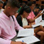Ministerio de la Juventud beca a 1,162 jóvenes a un costo de más de RD$322.4 millones