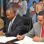 Estudiantes de Contabilidad de la UASD podrán hacer pasantía en la Contraloría General