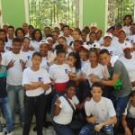 """Ponte Alerta San Cristóbal"", un rally educativo sobre prevención de desastre"