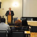 Personal del Inacif participa en taller conducido por forenses colombianos