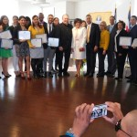 Universitarios dominicanos de NY reciben becas