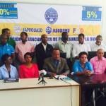 Profesores y empleados de la UASD posponen marcha al Palacio