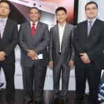Huawei lanza su smartphone Mate 8 en RD