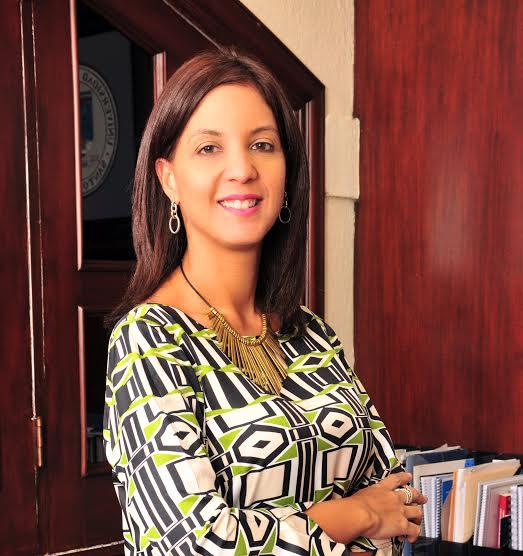 La educadora tiene más de 15 años en Unibe./ Foto: Alexandra Ramírez