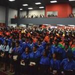 UNPHU gradúa a 318 nuevos profesionales