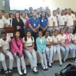 Estudiantes reciben charlas sobre peligro redes sociales e Internet