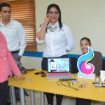 Estudiantes del Cursa-UASD exponen proyectos artísticos