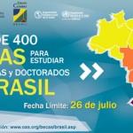 Juigan… para que no pierdan las becas de Brasil