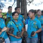 Educación llama a estudiantes a respetar y preservar el medio ambiente
