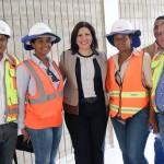 """Gobierno construirá """"Ciudad Mujer"""" con apoyo del BID"""