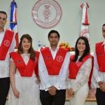 Cinco nuevos especialistas en Oftalmología