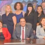 Maestros que forman a dominicanos en NY, visitan RD