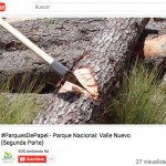 Otro corto de #ParquesDePapel refleja daños de la agricultura a Valle Nuevo