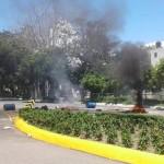 Más líos en la UASD; rector insiste expulsará revoltosos