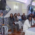 Programa Exportando Calidad e Inocuidad imparte conferencia a mujeres líderes