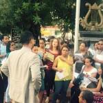 Profesores de la UASD realizan hoy paro en el Cibao
