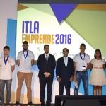 El ITLA premia las ideas emprendedoras de Emprende 2016