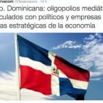"""Observatorio Latinoamericano de Medios muestra preocupación por """"oligopolios mediáticos"""" en RD"""