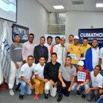 Estudiantes compiten con proyectos digitales climáticos