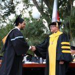 PUCMM gradúa primera promoción de maestría en Criminología