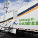 El Infotep lleva talleres móviles a Los Alcarrizos y Pantoja