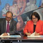 UASD pacta con Parque Cibernético mejorar carreras y servicios tecnológicos