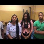 Cuatro estudiantes defienden profesora de la UASD envuelta en una escena de ira en el aula