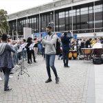 Caña Brava y otros temas caribeños en la Universidad de la Música de Hamburgo, Alemania